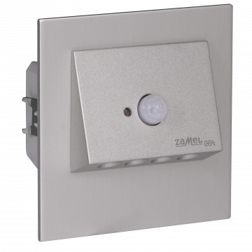 NAVI LED fixture FM 230V AC motion sensor aluminum neutral white type: 11-222-17